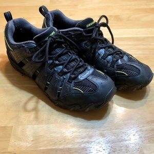 Skechers Compulsions Leather Shoes 8.5